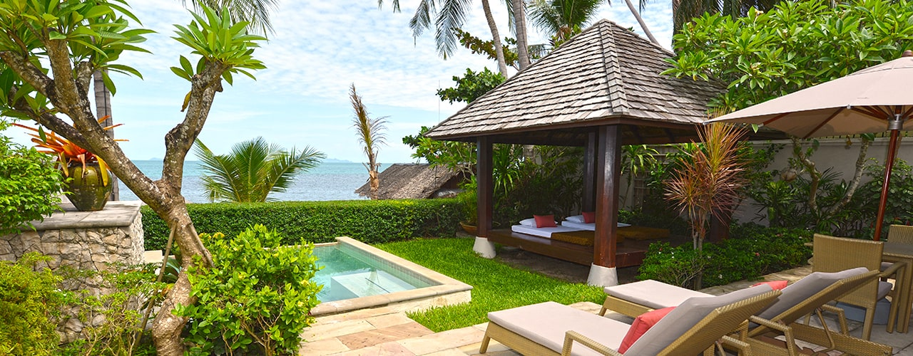 The Sunset Beach Resort Spa Is Located In A Secluded Beach